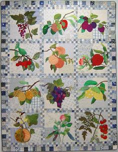 Simply Deliciious Downoadable Block of the Month Patterns