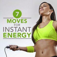 7 Moves for Instant Energy - Medi Blaster