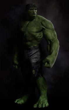 #Hulk #Fan #Art. (The Incredible Hulk) By: Spidey-Dude.