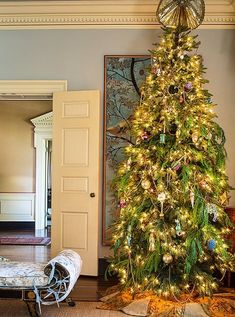 DECK THE HALLS - Mark D. Sikes: Chic People, Glamorous Places, Stylish Things