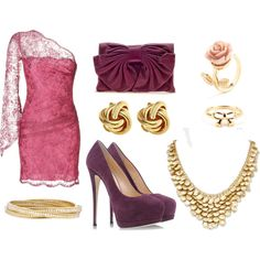 """""""It's my night"""" by andreitavp on Polyvore"""