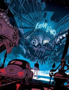 DYLAN DOG 367 Cover by GigiCave.deviantart.com on @DeviantArt
