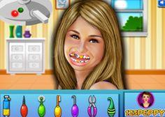 Juegos Dentistas.com - Juego: Giada De Laurentiis - Jugar Juegos Gratis Online