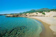 Cala di S'Abba Drucche. Bosa (OR), Sardegna