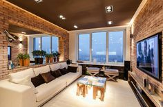Appartement new yorkais chic loft