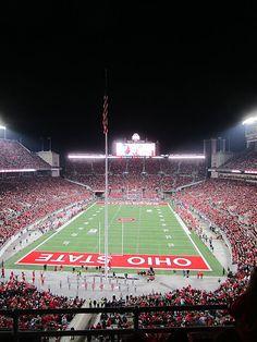 Nov 5th, 2016 Ohio State Football, Ohio State University, Ohio State Buckeyes, Nebraska, Baseball Field, Sports, Hs Sports, Sport
