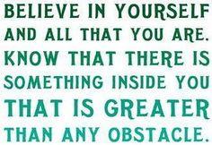 Believe...#quote