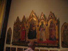 Medieval Altarpiece