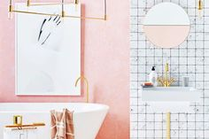 The Coolest Bathrooms On Insta
