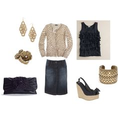 Untitled #14, created by classy92120 on Polyvore