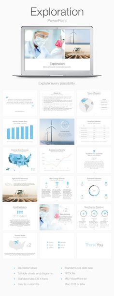 Exploration PowerPoint Template   Download: http://graphicriver.net/item/exploration-powerpoint-template/11079498?ref=ksioks