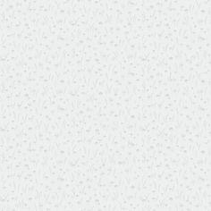 Papel pintado infantil Setas gris