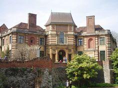 Eltham Palace, Greenwich, London by daveyboyhill, via Flickr