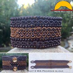 Macramé Bracelets, Handmade Bracelets, Micro Macramé, Diy Schmuck, Macrame Jewelry, Free Pattern, Swarovski, Creations, Jewelry Making