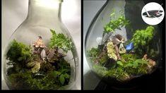 Jak zrobić baśniowy las w słoiku (Fairy Forest in a Jar)