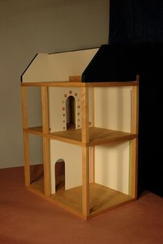 simple DIY dollhouse