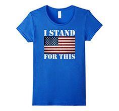 Womens I Dont Kneel Tshirt - American U S flag T Shirt Me... https://www.amazon.com/dp/B075X59RSH/ref=cm_sw_r_pi_dp_x_0bsYzbY449QFG