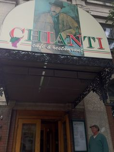 Chianti Café & Restaurant in Edmonton, AB - located on Whyte Ave, close to UAlberta main campus. Best Places To Eat, Amazing Places, Baileys Cheesecake, University Of Alberta, Alberta Canada, Cafe Restaurant, The Good Place, Restaurants, Food