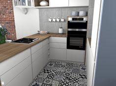 Kuchnia styl Skandynawski - zdjęcie od Pracownia Kardamon - Kuchnia - Styl Skandynawski - Pracownia Kardamon