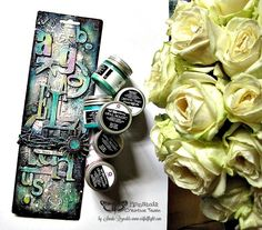 Mixed media tag tutorial using NEW Finnabair products with video tutorial where you can watch my creative process- artfulflight Mixed Media Canvas, Mixed Media Art, Finnabair Mixed Media, Prima Marketing, Craft Tutorials, Tags, Creative, Journal, Mixer