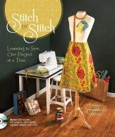 Want to know how to make an A-line Skirt? Check out this fabulous project from Deborah Moebes book, Stitch by Stitch. Make your own A-line skirt in no time!