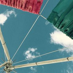 View from the trampoline swing.  #elembodysf #nevada #sky #clouds #desert #swing #burningman