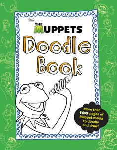 With the Muppets Doodle Book ($13), your children can create the gang's next big adventure.