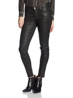 True Religion Womens Halle Mid Rise Super Skinny Coated Legging Pant Size 27 NWT #TrueReligion #SlimSkinny
