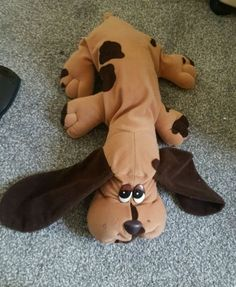 Vintage #hornby #pound puppy #pound puppies #1980s toy, View more on the LINK: http://www.zeppy.io/product/gb/2/112070774423/