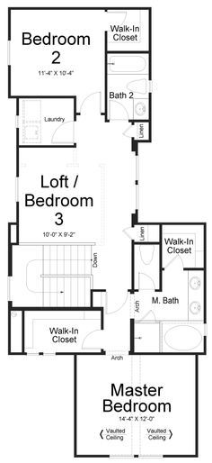 Floor Plan Ivory Homes - Stratford