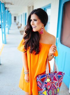 The Sweetest Thing: The $25 Off-The-Shoulder Dress You Need This Summer