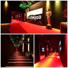 cenario tema hollywood - Pesquisa Google