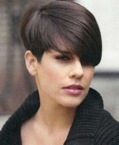Wedge Hairstyles for Short Hair | http://www.short-haircut.com/wedge-hairstyles-for-short-hair.html