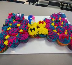 Bow Cupcake Cake JoJo Bow. By Sweets with Sass by Sarah