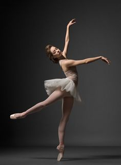 New York City Ballet by Henry Leutwyler -
