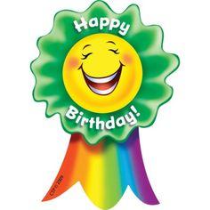 Happy Birthday! Smiling Ribbon Rewards CTP 1085