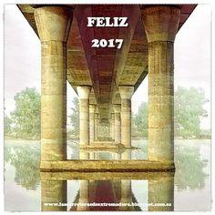 Feliz 2017! #lascarreterasdeExtremadura
