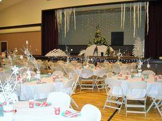 Hyrum 9th ward winter wonder land sleigh ride Christmas party 2015