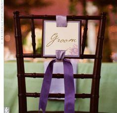 Purple Wedding Chair Sign  http://theknot.ninemsn.com.au/?attachment_id=119091_id=126740#