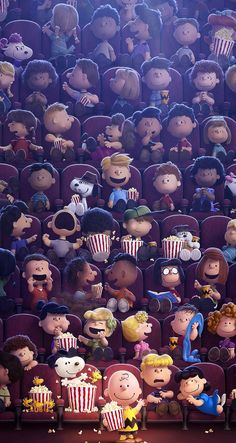 EXCLUSIVE POSTER DEBUT: 'The Peanuts Movie' peanuts exclusive poster. Its the Peanuts movie! Its computer animated not cell animation, but oh well. I used to watch the Charlie Brown and Snoopy Show everyday after school in middle school, and c Snoopy Wallpaper, Funny Iphone Wallpaper, Funny Wallpapers, Disney Wallpaper, Iphone 7 Wallpaper Backgrounds, Funny Lockscreen, Iphone Pics, Wallpaper Samsung, Wallpaper Wallpapers