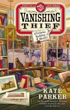 Victorian Bookshop Mystery Series