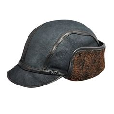 b7d7a0aa857e6 Bailey of Hollywood Curly Earlap Hat. Mens Caps