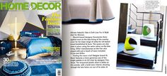 XLBoom's O2-chair was featured in the September 2012 issue of Home Singepore