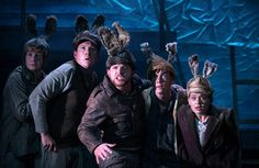 Watership Down review at Watermill Theatre, Newbury – 'a charming adaptation'