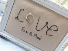 10 Best Ring Holder Frame Images Ring Holder Frame Frame Diy Rings
