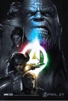 Team Thanos, Infinity War.