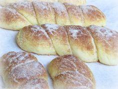 Rezepte mit Herz ♥: Cinnamon Sugar Breadsticks - Zimt-Zucker Breadstic...