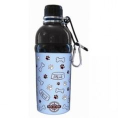 RVS drinkfles voor de hond 500 ml Friend | Op reis | Eko-Pets