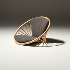 Teppei Mihara for IFDA 2011: Legless Easy Chair