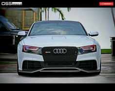 Audi RS5 by OSSdesigns - The Devil inside